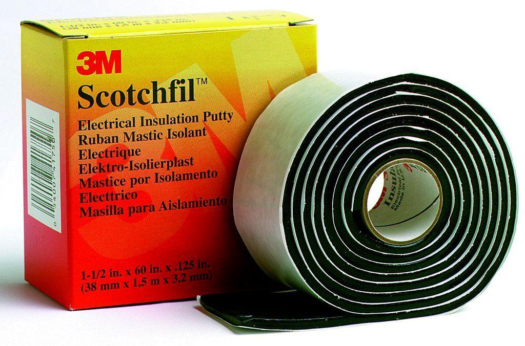 3M SCOTCHFIL Rubber Tape