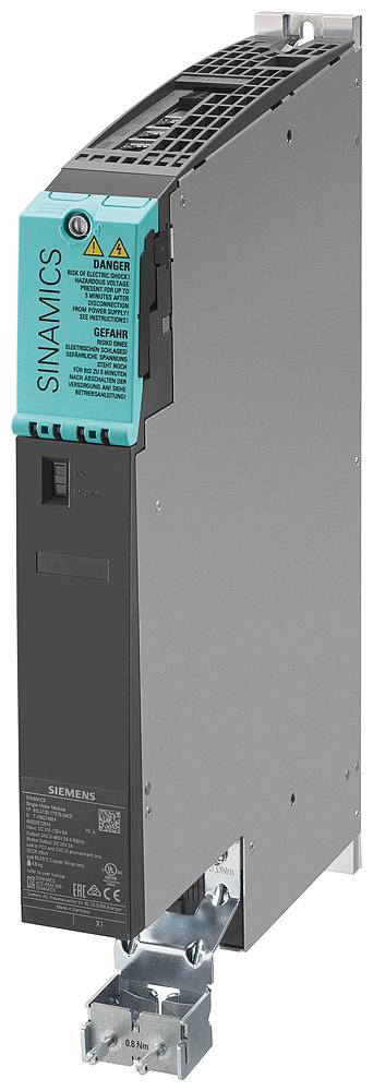Siemens 6SL31201TE130AD0 Motor Module