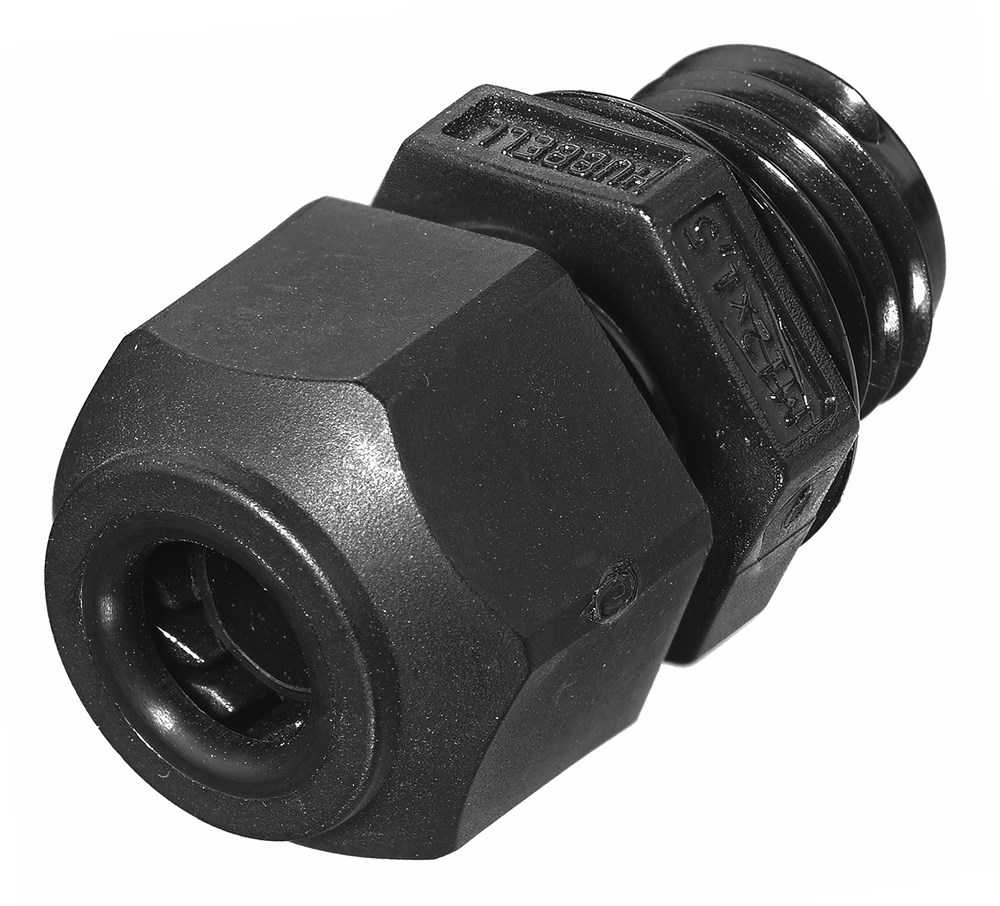 Hubbell SECM12B Cord Connector
