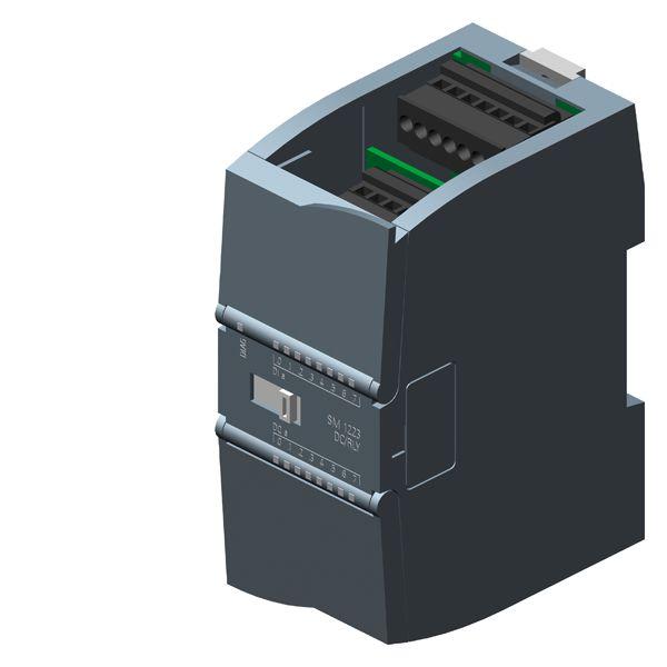 Siemens 6ES72231PH320XB0 SIMATIC Digital I/O Module