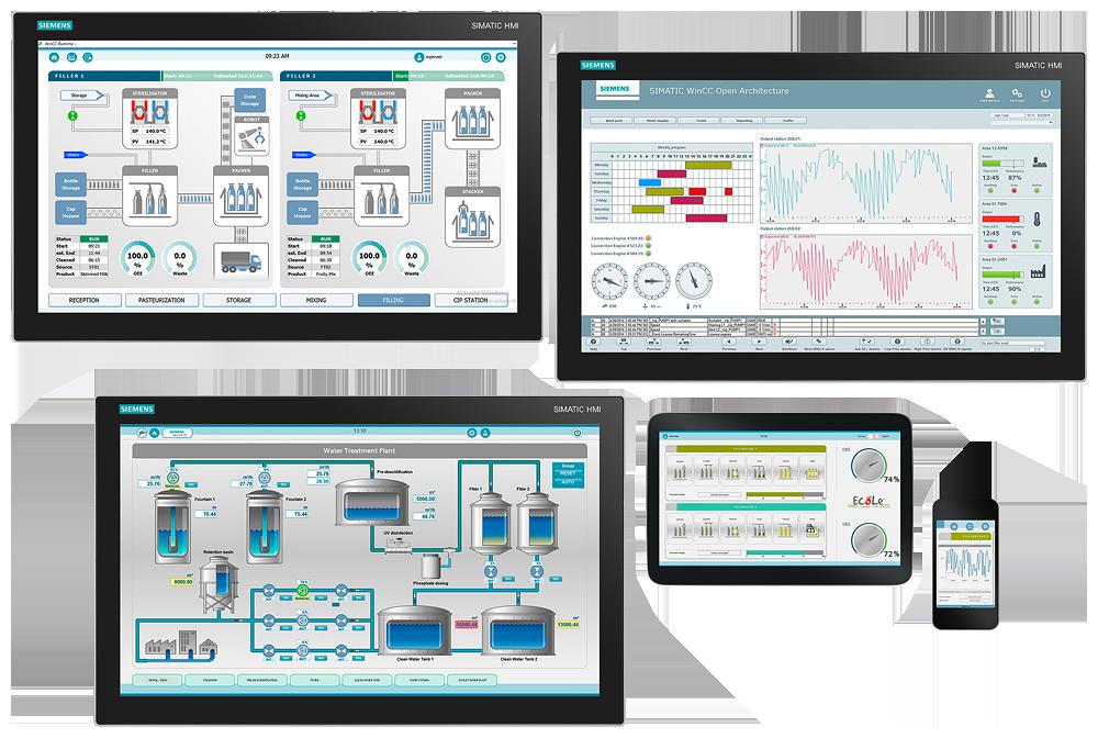 Siemens 6AV21022AA050BD5 SIMATIC Engineering Software