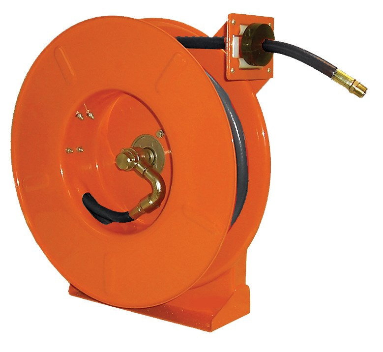 Hubbell HBLHR2535 Air/Water Hose Reel