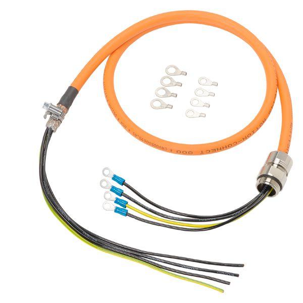 Siemens 6FX80025CR421BA0 Power Cable