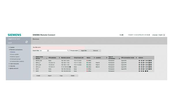 Siemens 6GK17201AH010BV0 Software