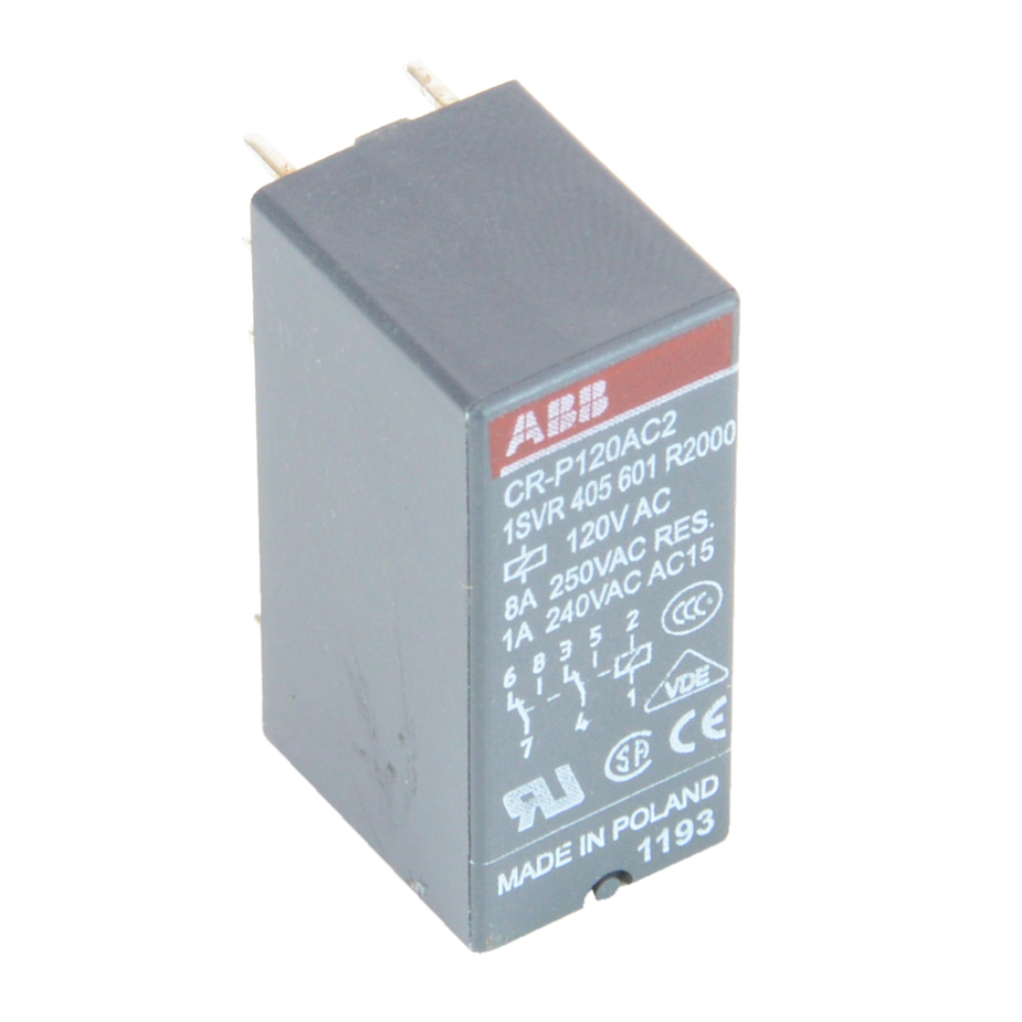 ABB 1SVR405601R2000 Pluggable Interface Relay