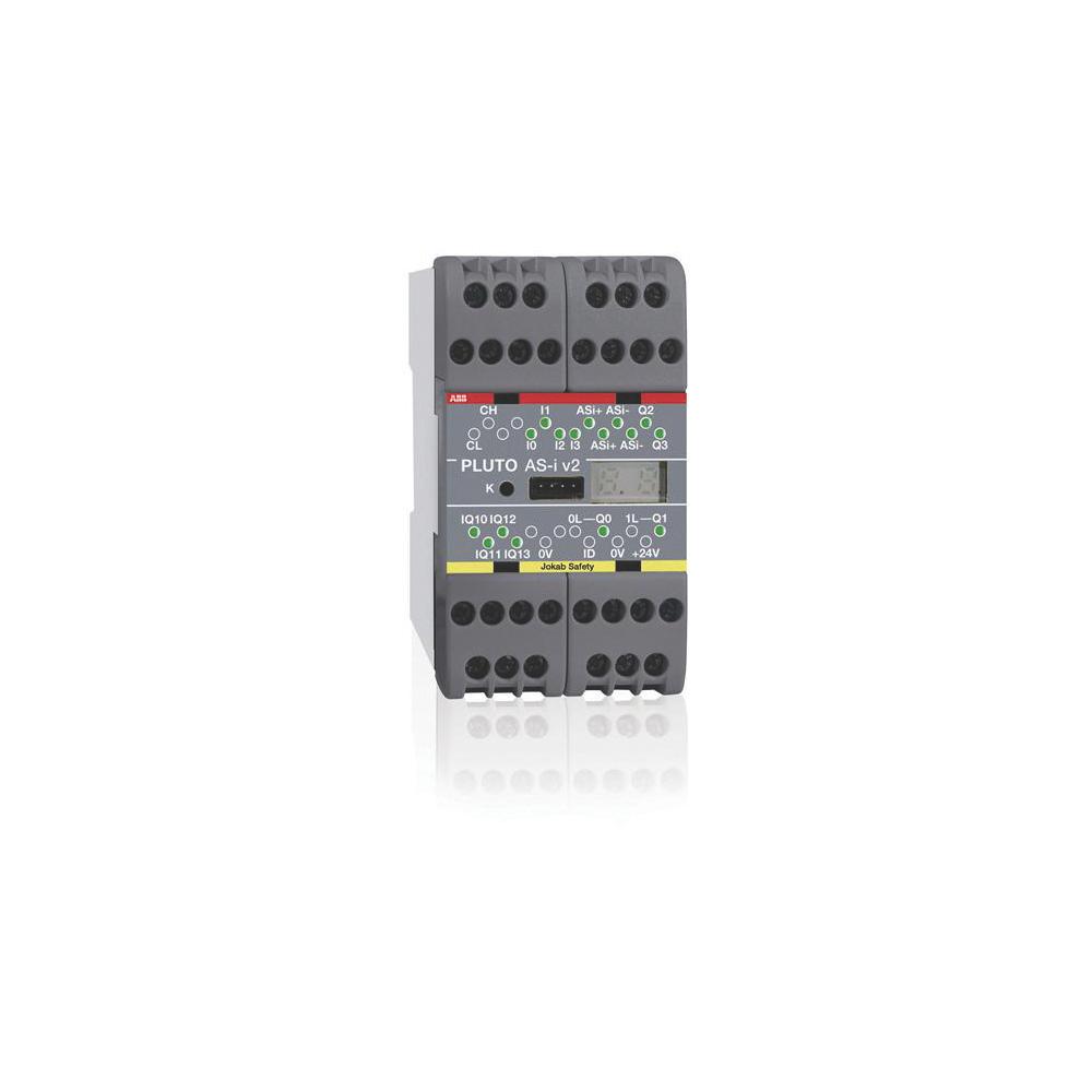 ABB 2TLA020070R1100 PLUTO Safety PLC