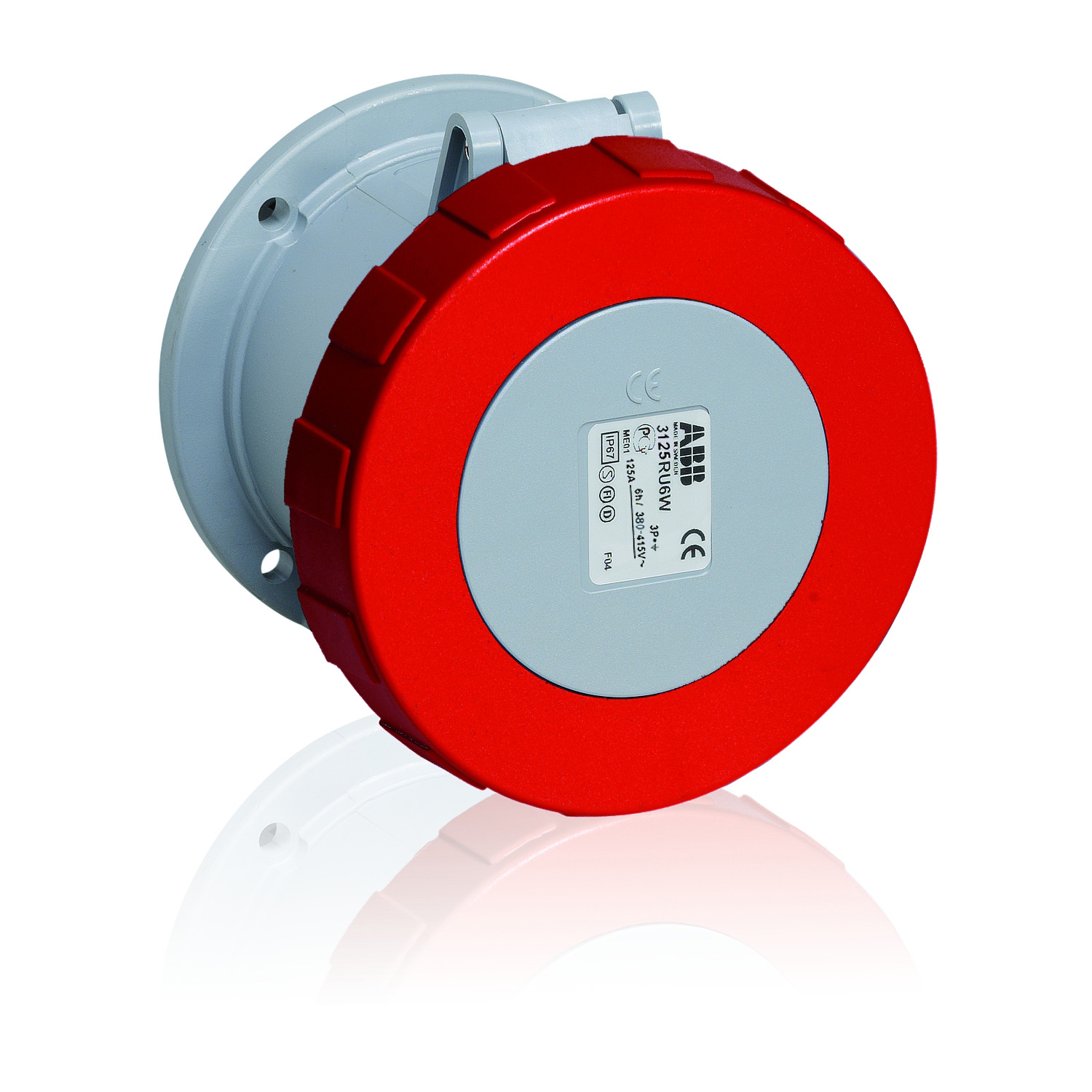 ABB ABB460R9W Pin and Sleeve Receptacle