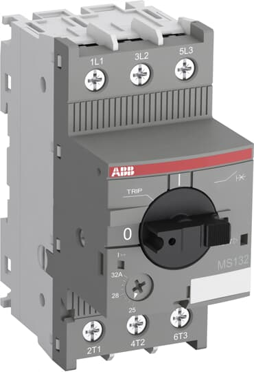ABB MS132-16 Manual Motor Starter