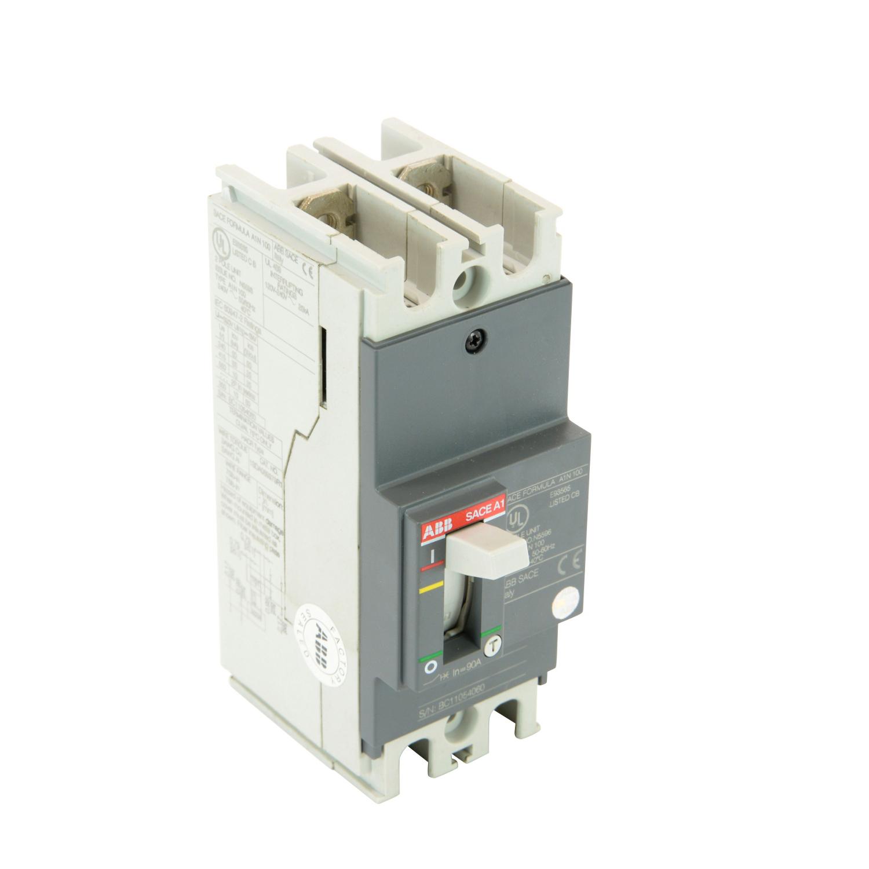ABB A1N090TW-2 FORMULA Molded Case Circuit Breaker