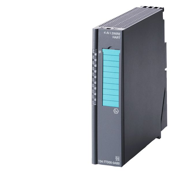 Siemens 6ES71357TD000AB0 SIMATIC DP Electronic Module