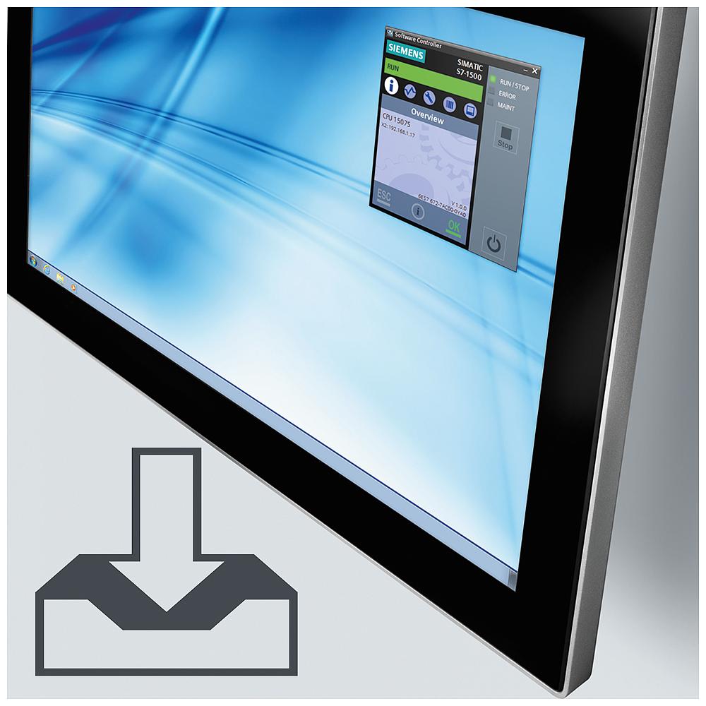 Siemens 6ES76727AC010YG0 SIMATIC Runtime Software