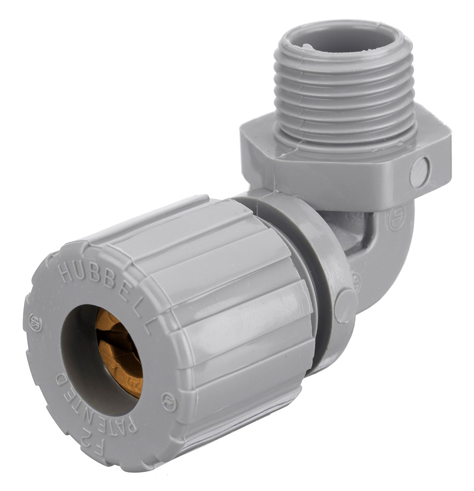 Hubbell NHC1020CR Cord Connector