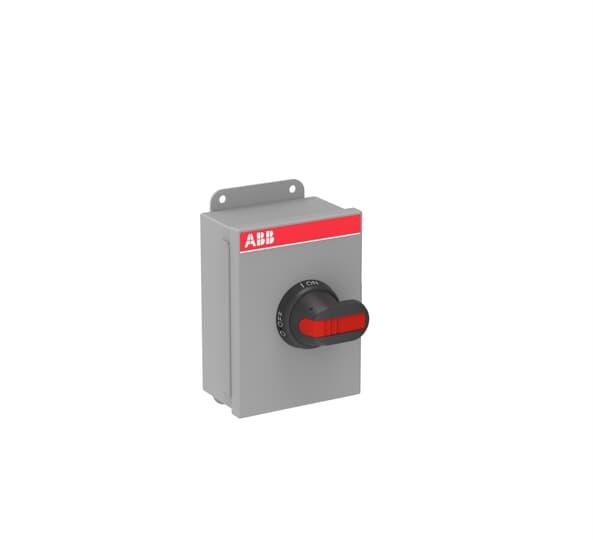 ABB EOT16U3M3-P Enclosed Disconnect Switch