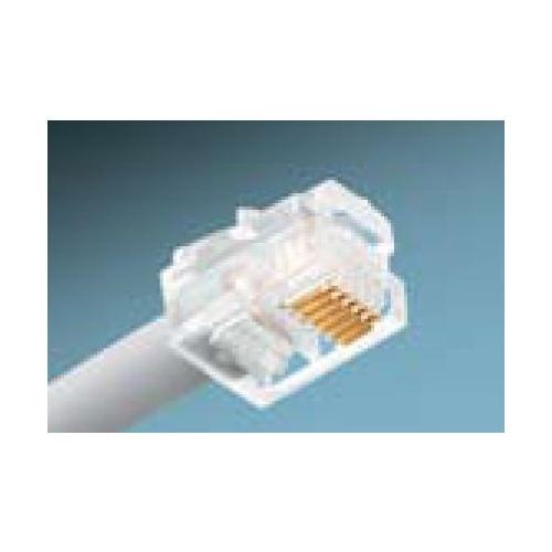 IDEAL 85-345 RJ-11 Modular Plug