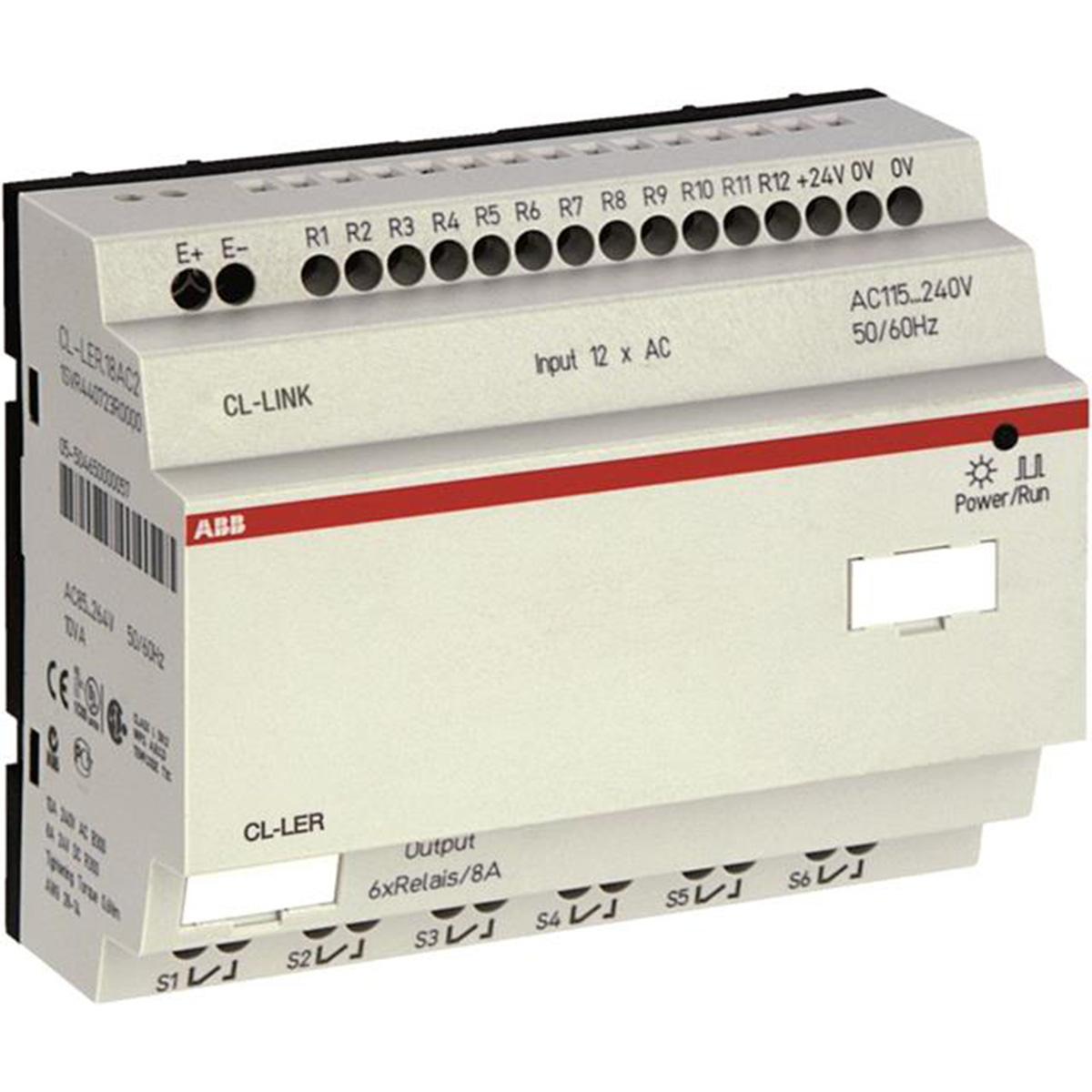 ABB 1SVR440721R0000 Input/Output Expansion Module