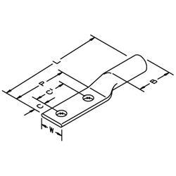 3M 31153 Compression Lug