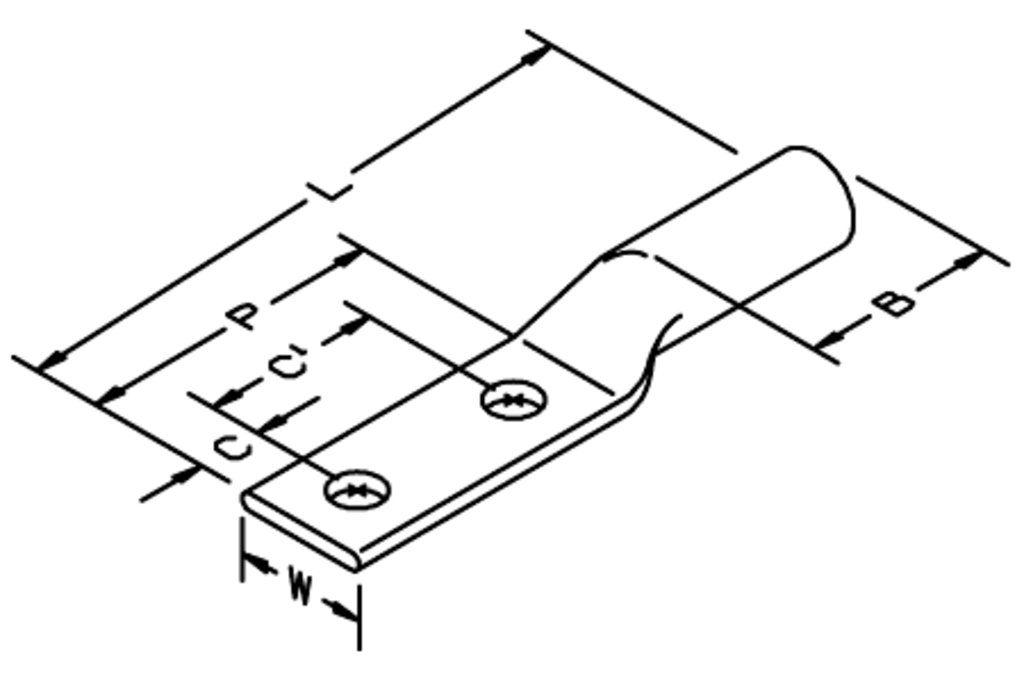 3M 31172 Crimp Connector