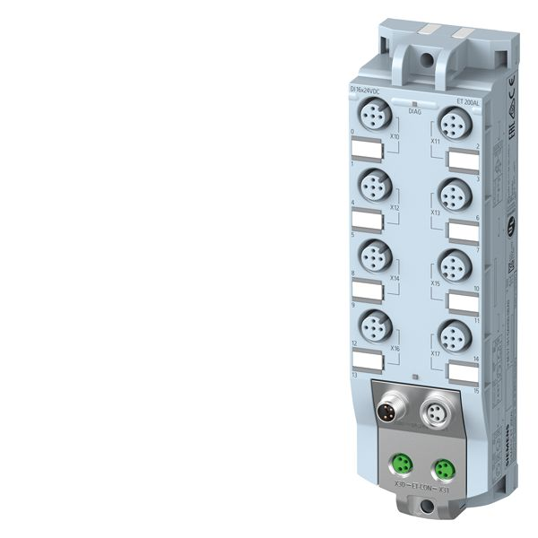 Siemens 6ES71415AH000BA0 SIMATIC Digital I/O Module