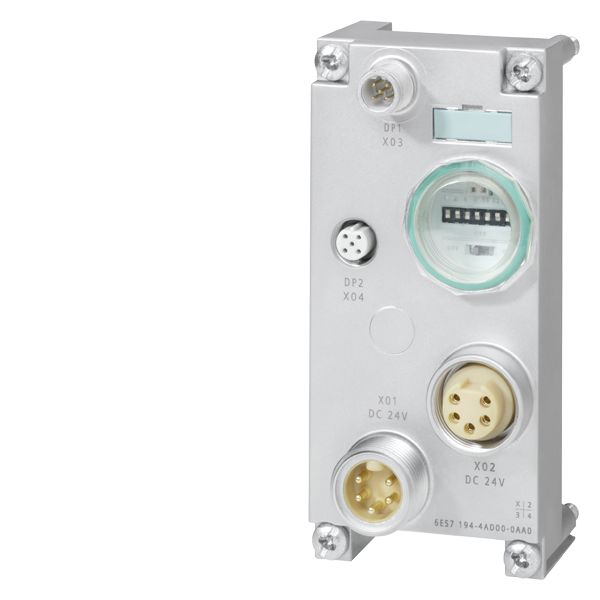 Siemens 6ES71944AD000AA0 SIMATIC Connection Module