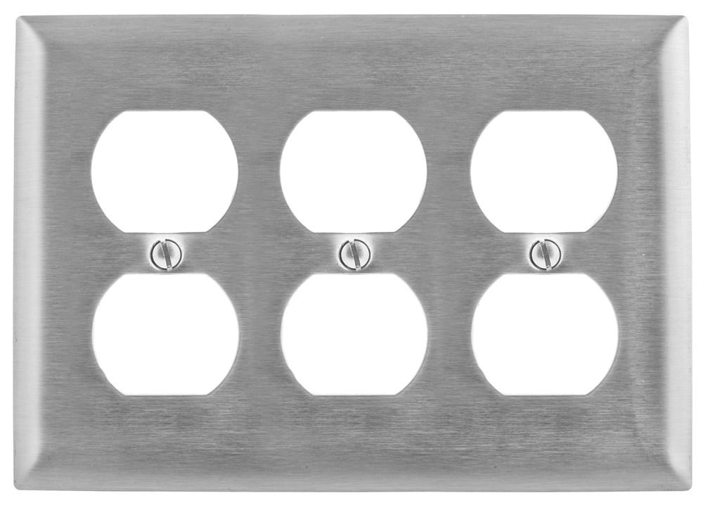 Hubbell SS83 Wallplate