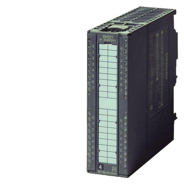 Siemens 6ES73211CH200AA0 Digital I/O Module