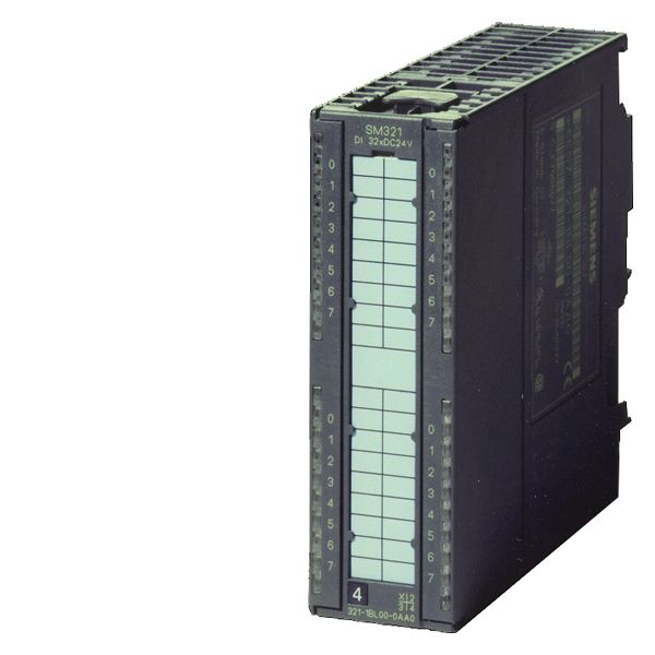 Siemens 6ES73217BH010AB0 SIMATIC PLC Digital Electronic Input Module
