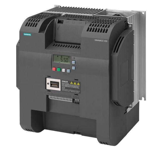 Siemens 6SL32105BE318CV0 AC Drive