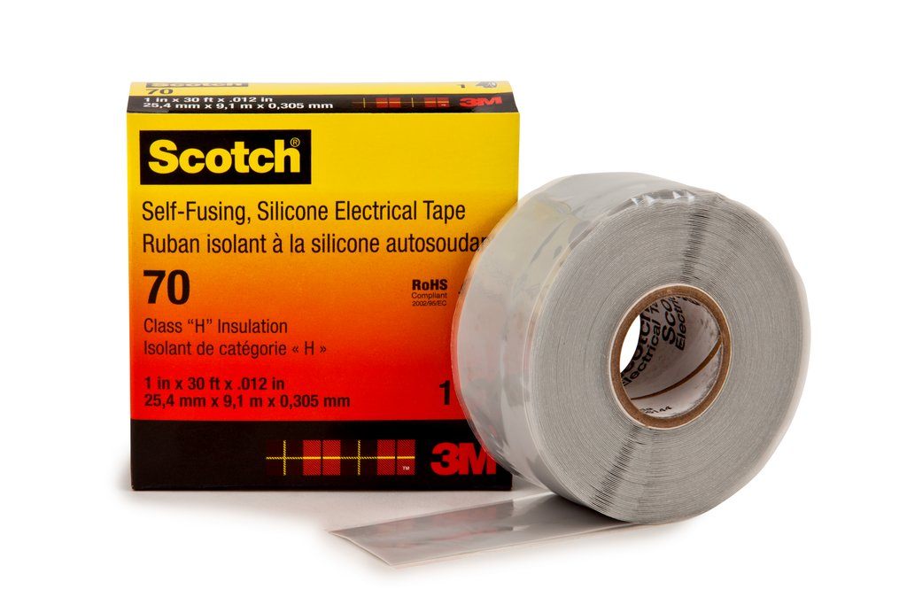 3M 70-1X30FT Rubber Tape