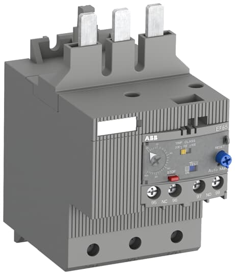 ABB EF65-56 Electronic Overload Relay