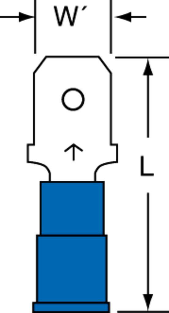 3M MVU14-250DMX Electrical Terminal