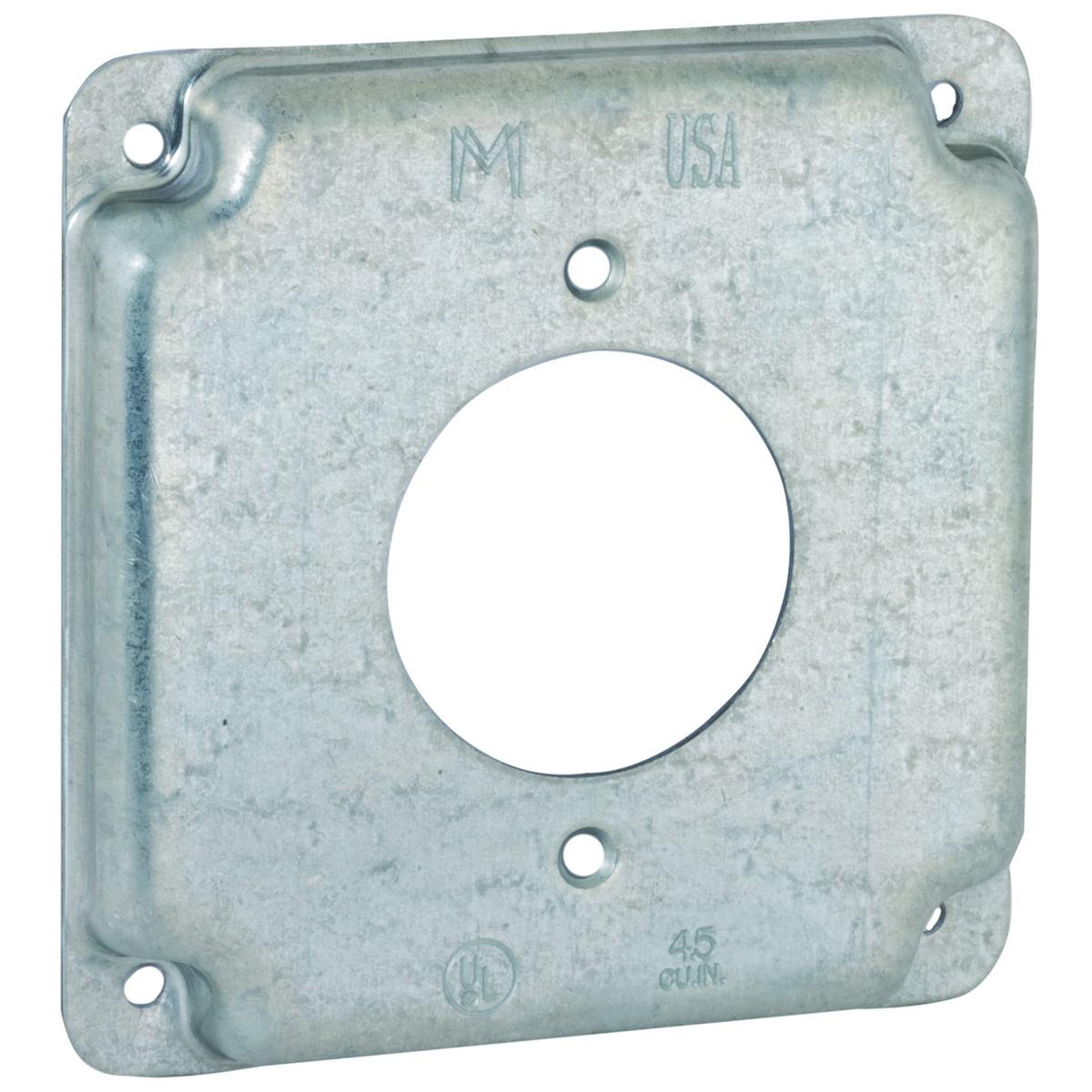 Hubbell-Raco 811C Exposed Work Cover