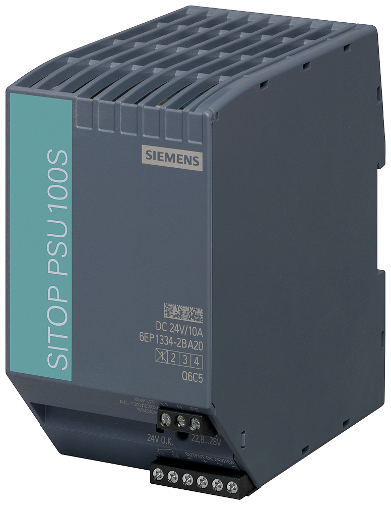Siemens 6EP13342BA200AC0 SITOP Stabilized Power Supply
