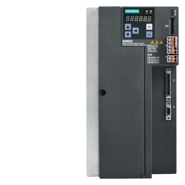Siemens 6SL32105FE135UA0 Servo Drive