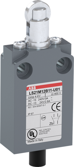 ABB LS21M12B11-U01 Limit Switch