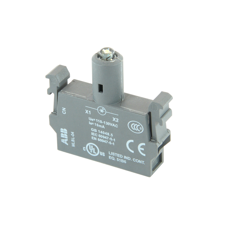 ABB MLBL-04W Modular Lamp Block