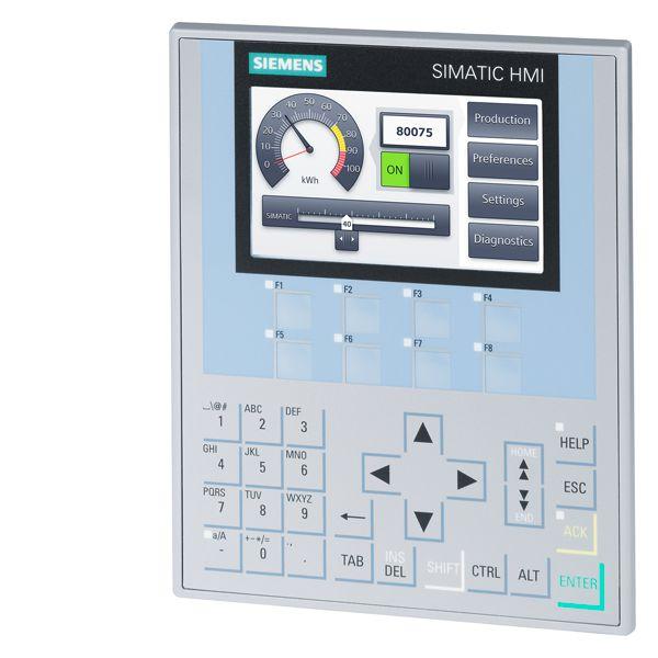 Siemens 6AV21241DC010AX0 SIMATIC Comfort Panel