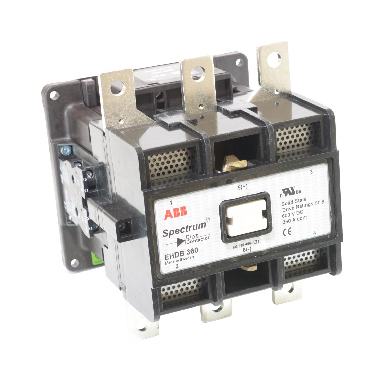 ABB EHDB360C-1L Drive Contactor