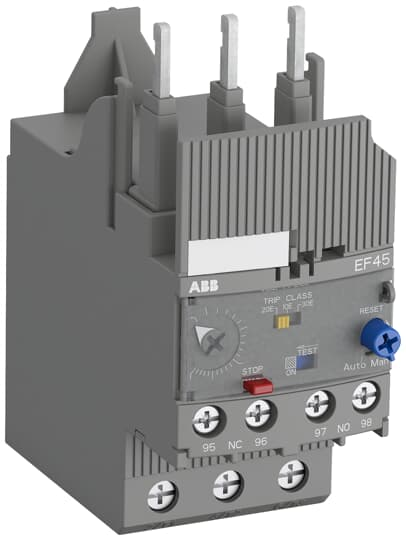 ABB EF45-45 Electronic Overload Relay