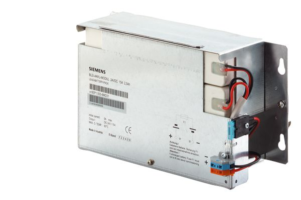 Siemens 6EP19356MD31 UPS Battery Module