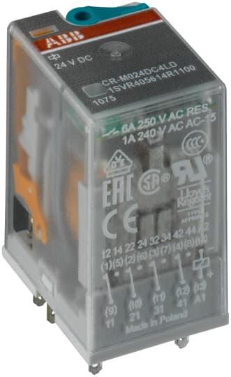 ABB 1SVR405613R8000 Control Relay