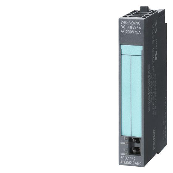 Siemens 6ES71324HB500AB0 SIMATIC DP Electronic Module