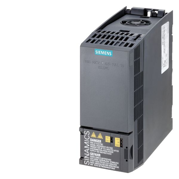 Siemens 6SL32101KE158UB2 SINAMICS AC Frequency Inverter