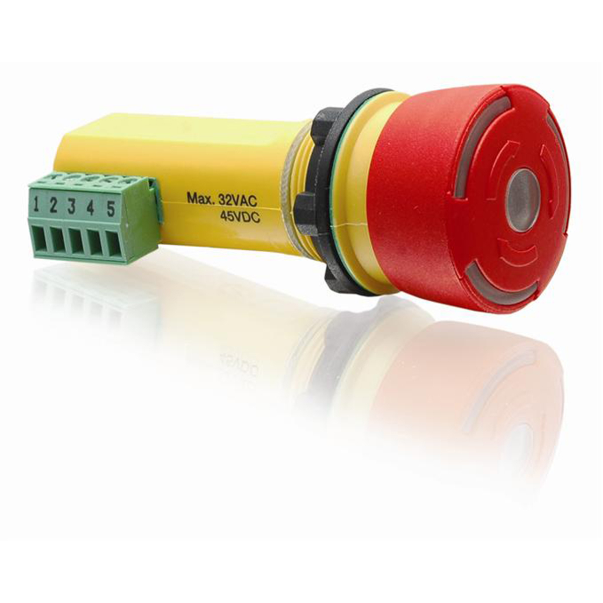 ABB 2TLA030054R0000 Emergency Stop Button