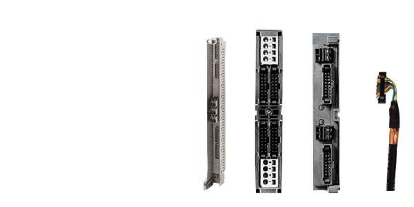 Siemens 6ES79213BE100AA0 Flat Socket Connector