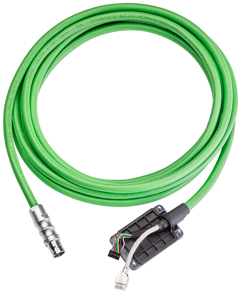 Siemens 6AV21815AF050AX0 SIMATIC HMI Connecting Cable