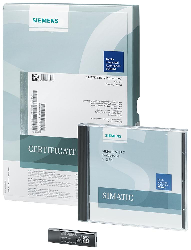 Siemens 6ES78221AE050YA5 SIMATIC Engineering Software