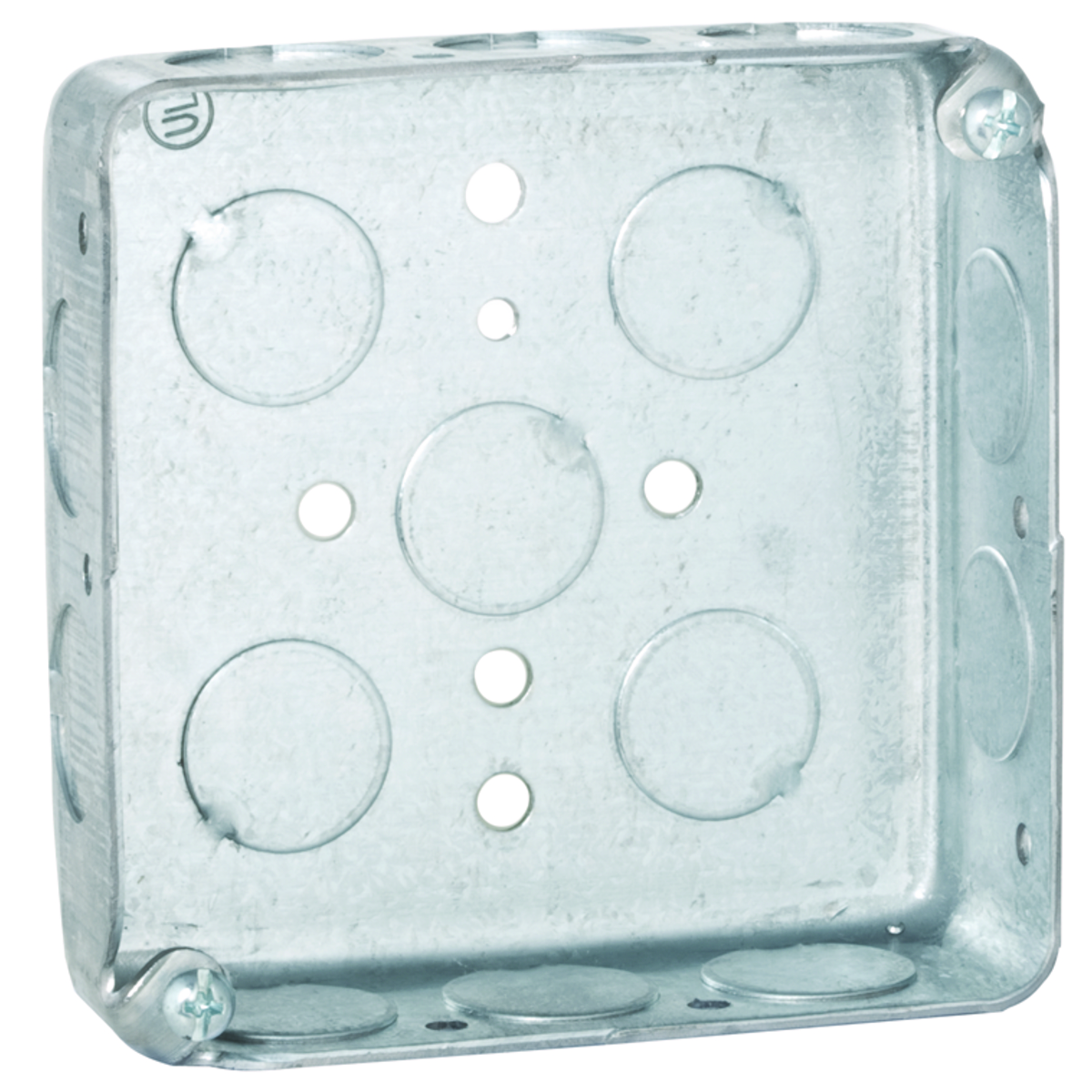 Hubbell-Raco 185 Square Box