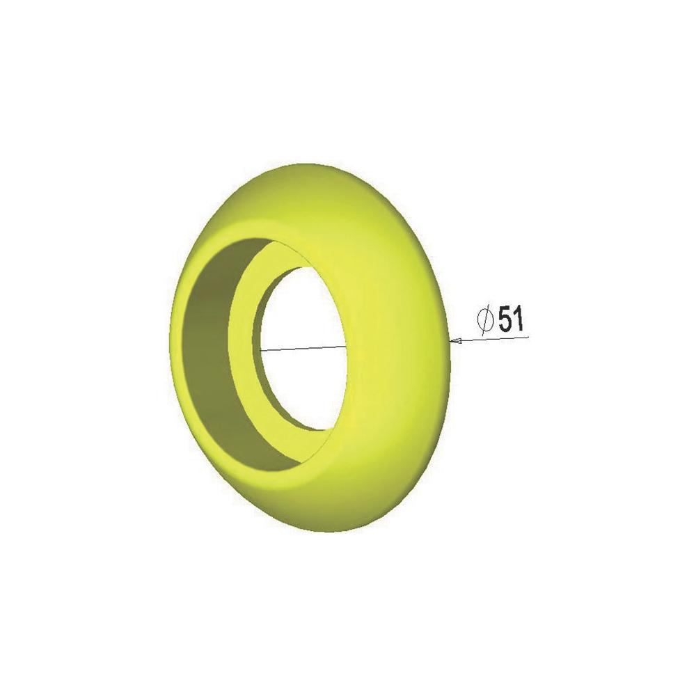 ABB 2TLA030054R0400 Front Ring
