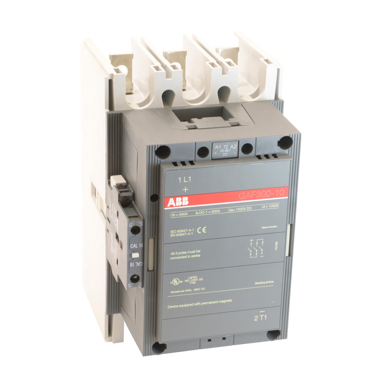 ABB GAF300-10-11-72 Contactor