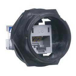 Hubbell HI6 UTP Jack Connector